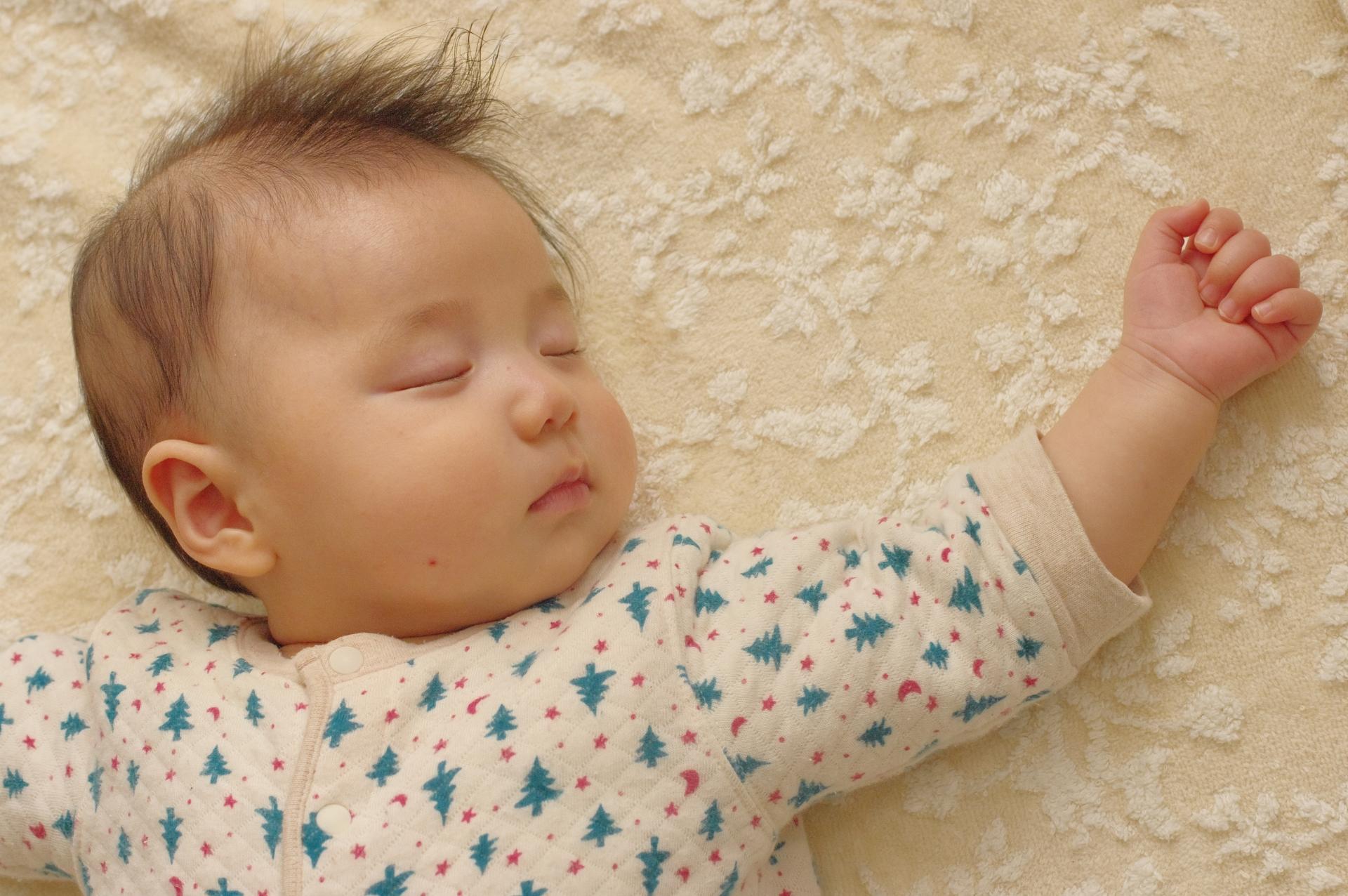 赤ちゃんのねんねトレーニング