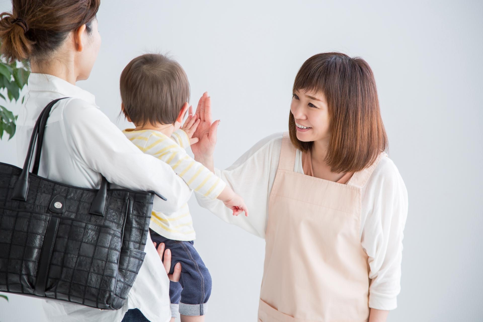 共働き育児