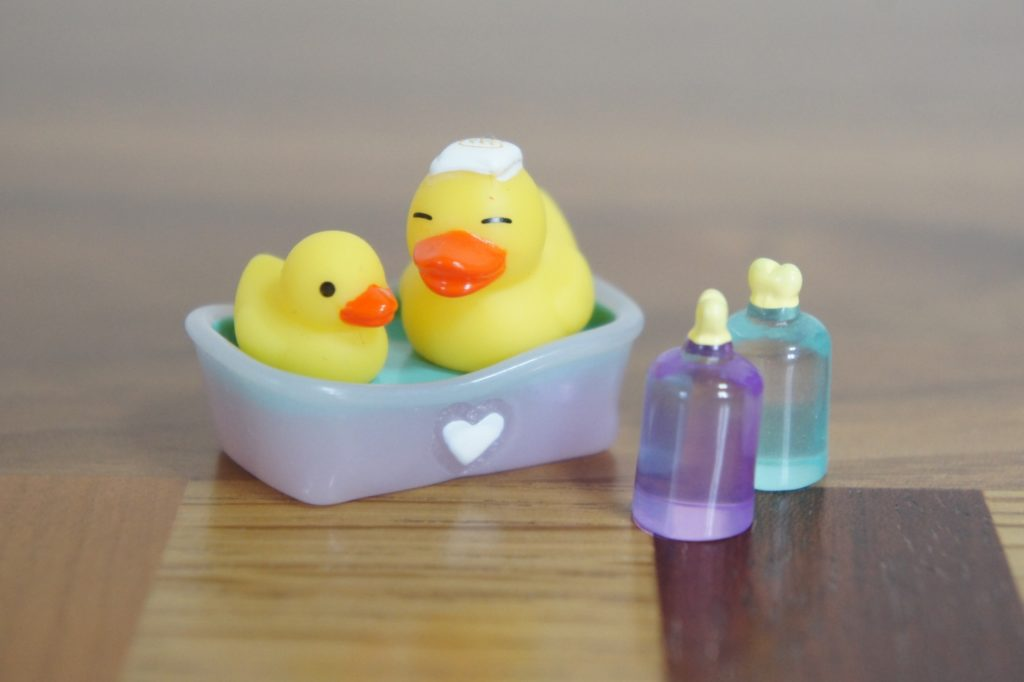 赤ちゃんとのお風呂