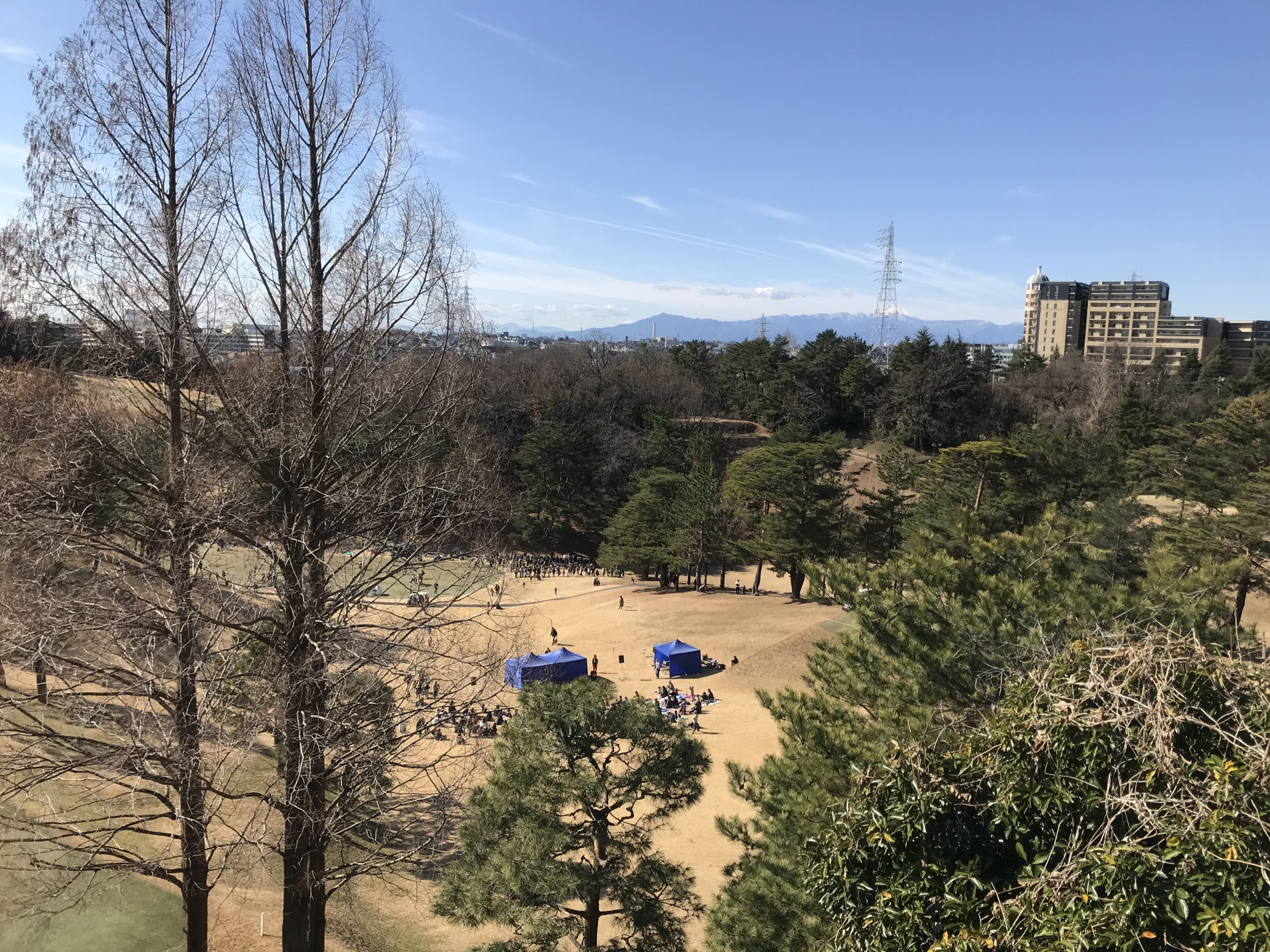 生田緑地ゴルフ場市民開放日