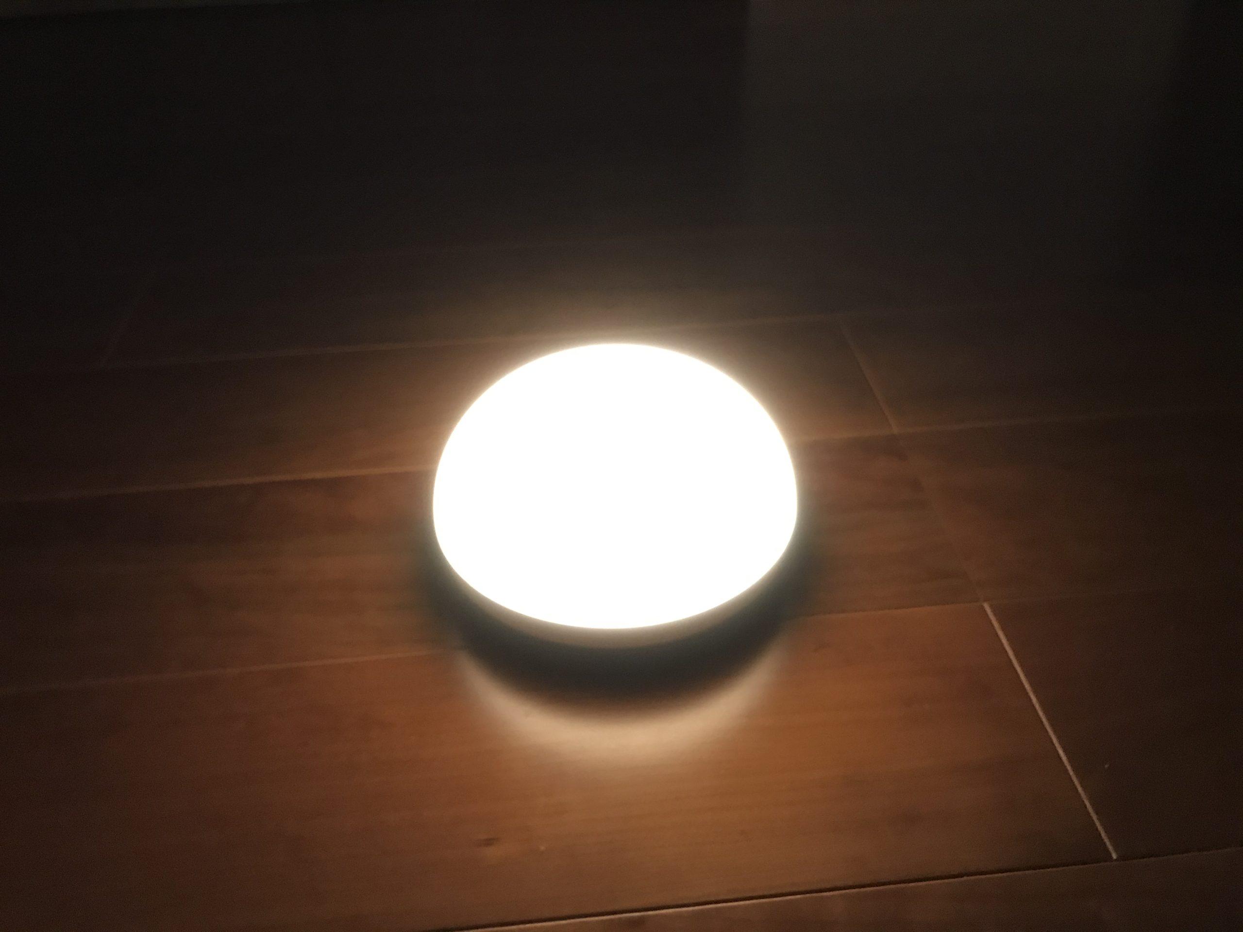 授乳ライト