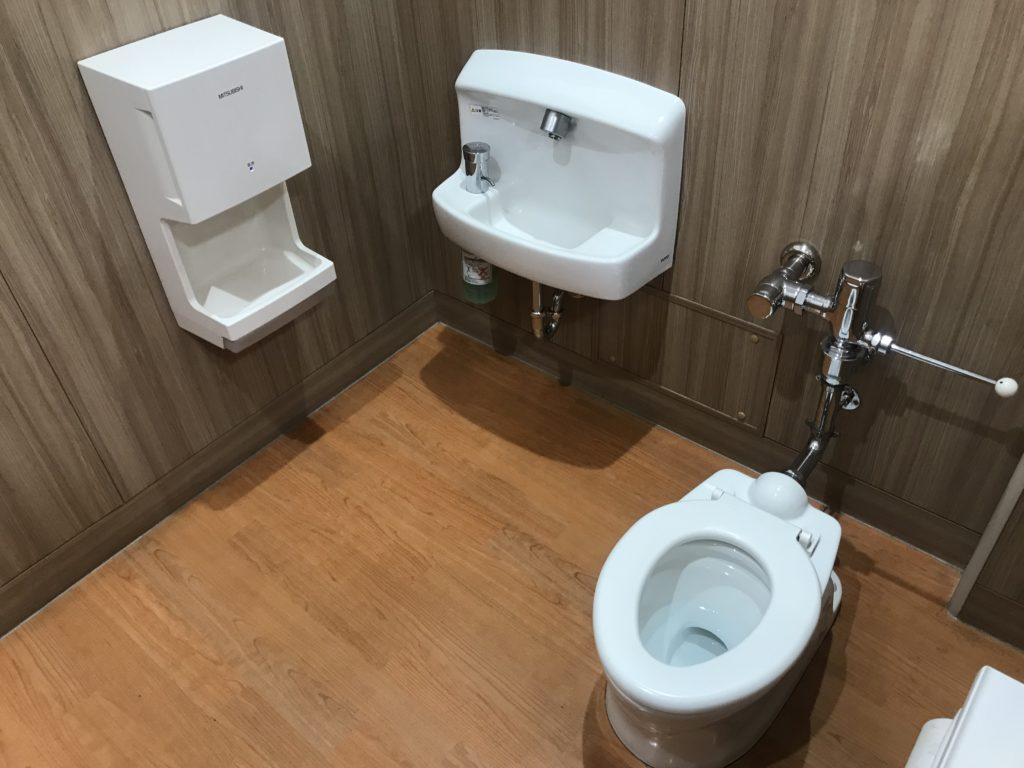 グランツリー武蔵小杉 キッズトイレ