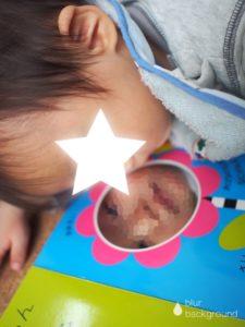 赤ちゃんの脳を育てるBABY TOUCH ぷれいぶっく