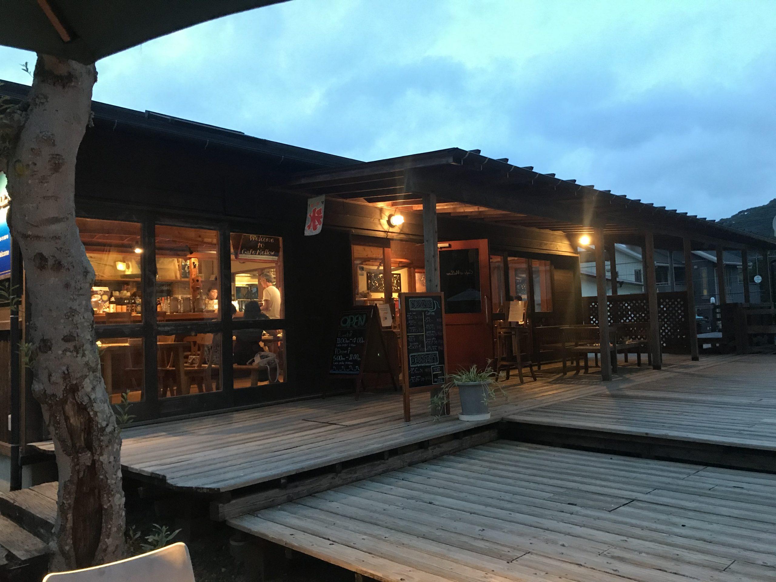 伊豆のおしゃれカフェ カフェメロー