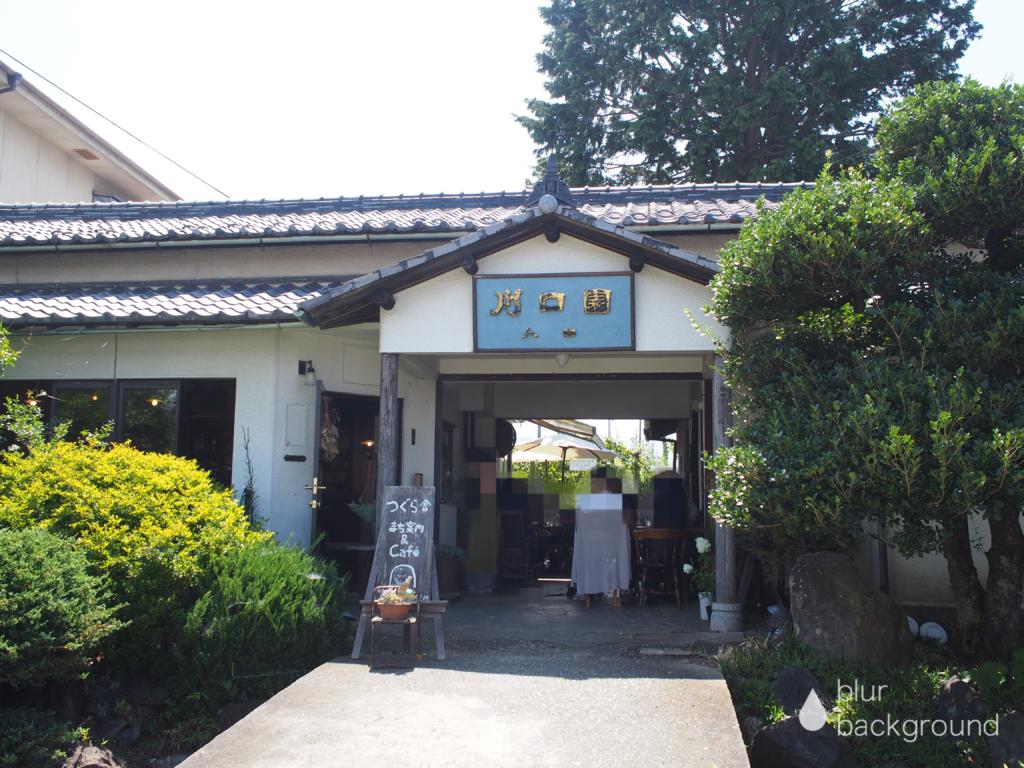 勝浦のおしゃれカフェ「つぐら舎」