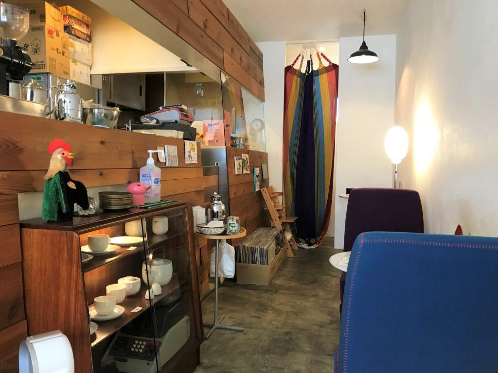CAFE NIKO 店内