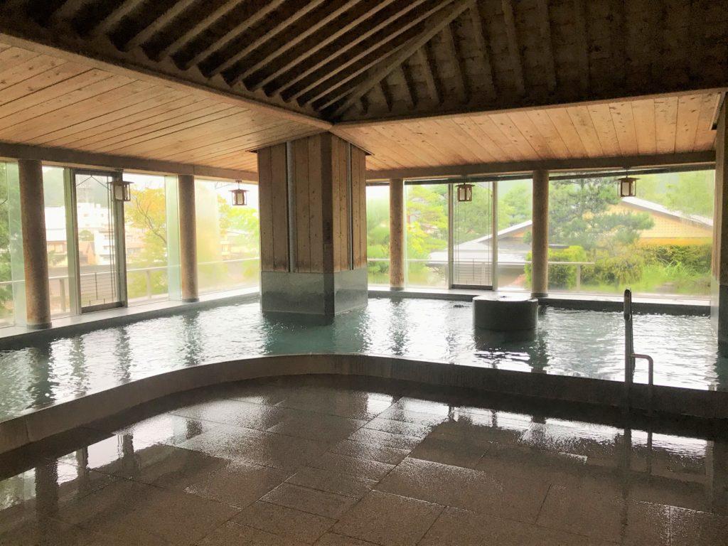 下留の湯 大浴場