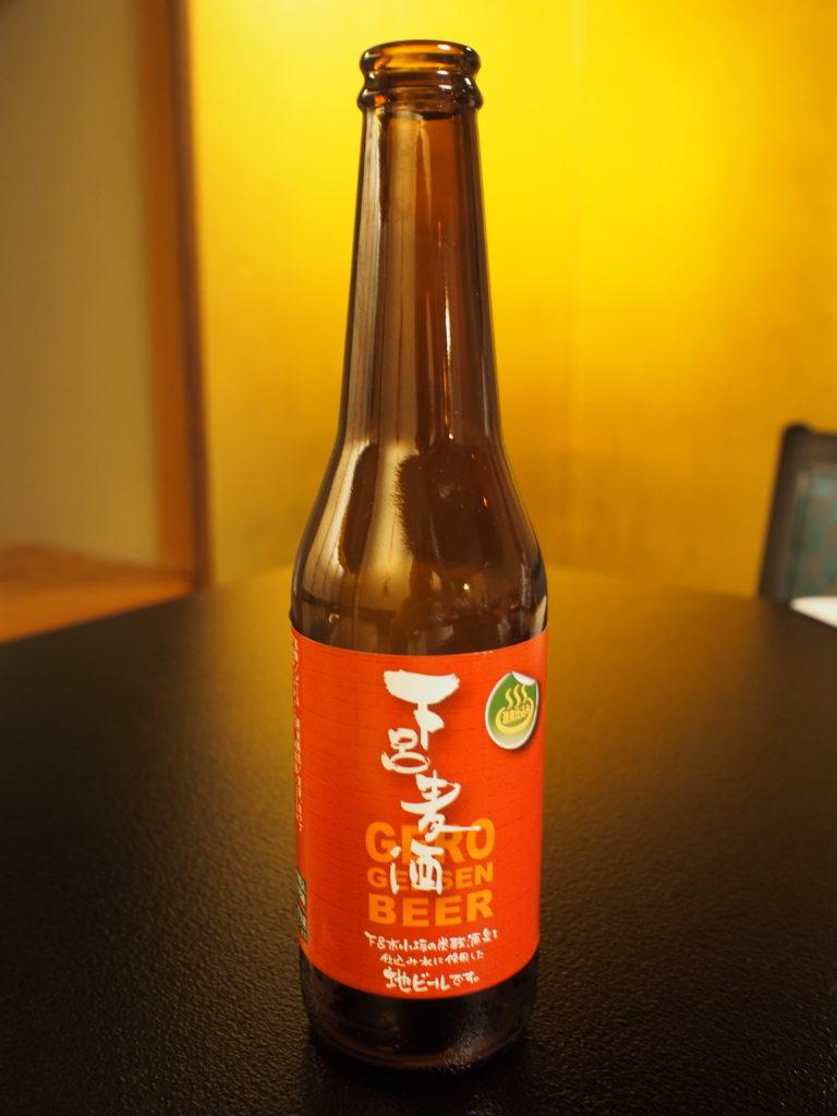 下呂温泉地ビール