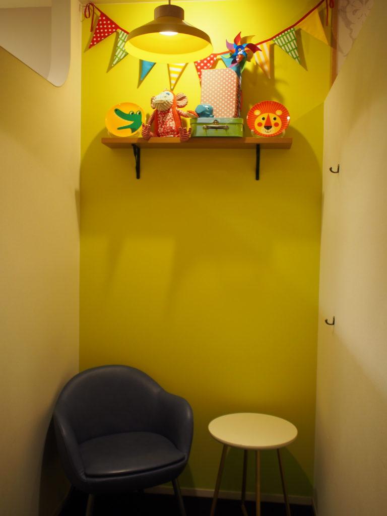 ルミネ立川 授乳室