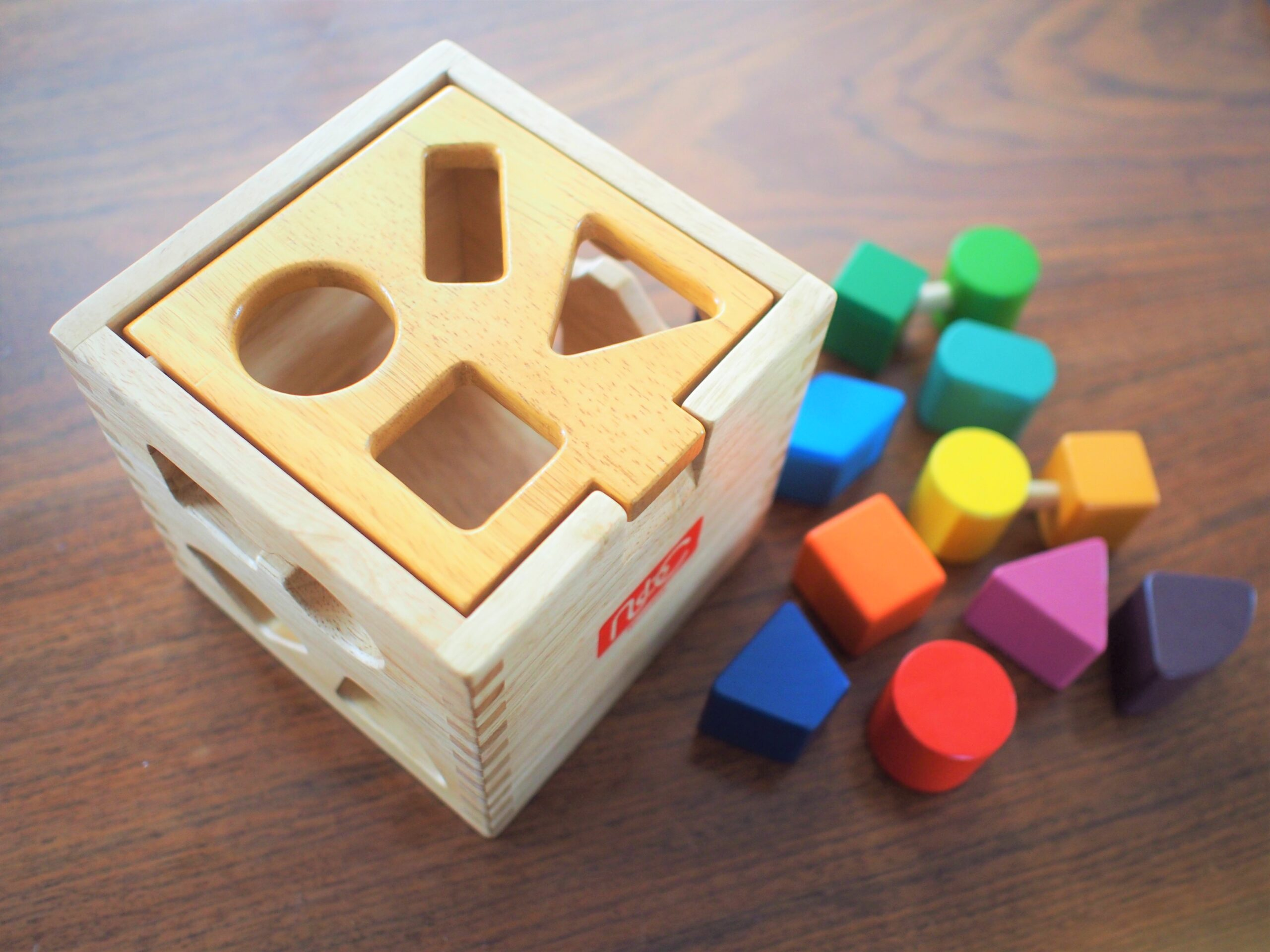 立体型はめパズル